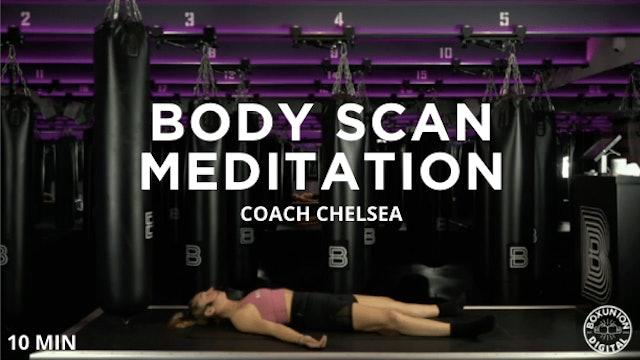 10min Body Scan Meditation