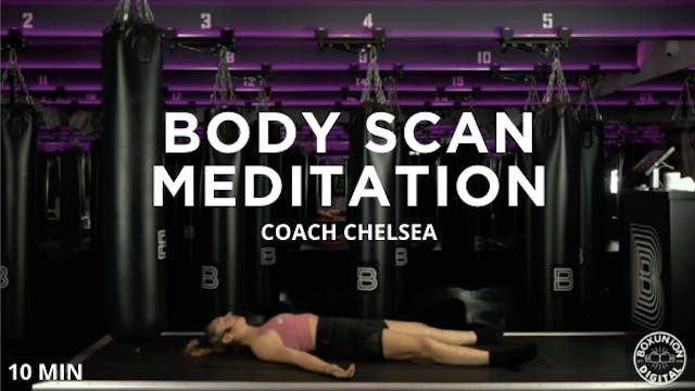 10min Body Scan Meditation