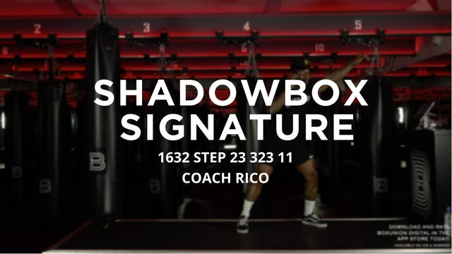 Shadowbox Signature - 7/17/2020