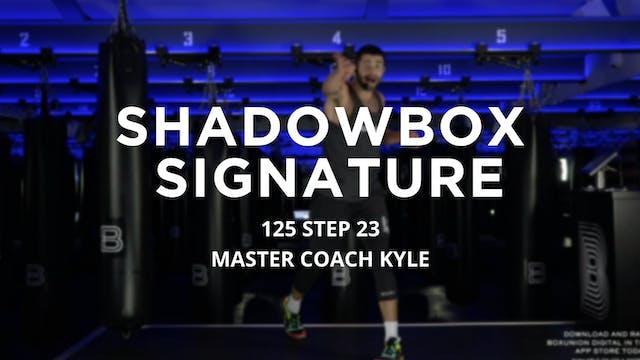 Shadowbox Signature - 7/16/2020