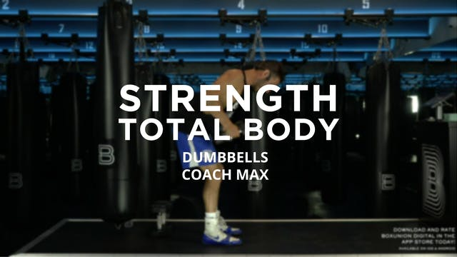 Strength - Total Body: Dumbbells