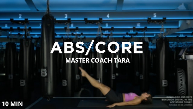 Abs/Core - 8/26/2020