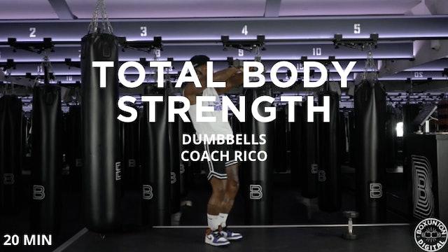 20min Total Body Strength