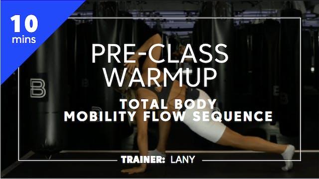 10min Pre-Class Warmup - Total Body -...