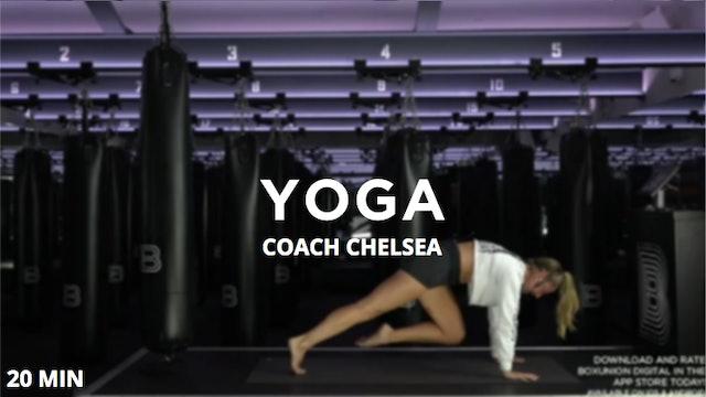 Yoga - 9/16/20