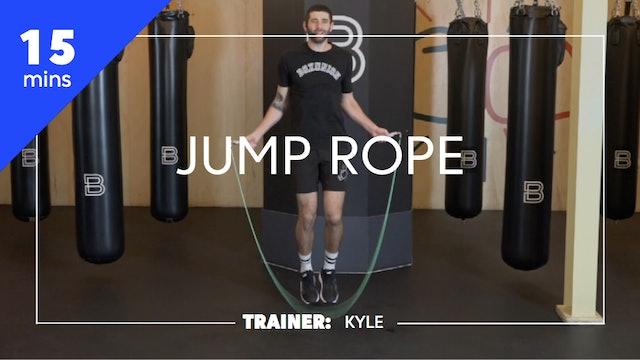 15min Jump Rope