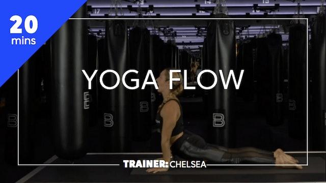 20min Yoga Flow