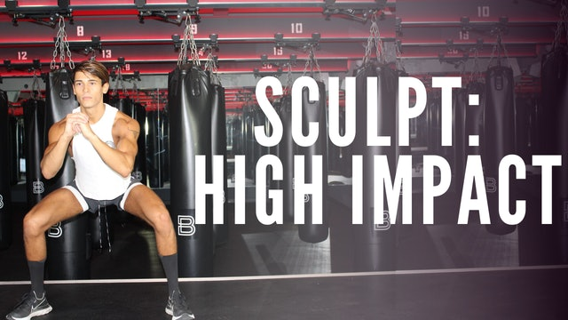 Sculpt - High Impact