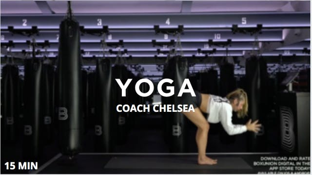 Yoga - 9/16/2020