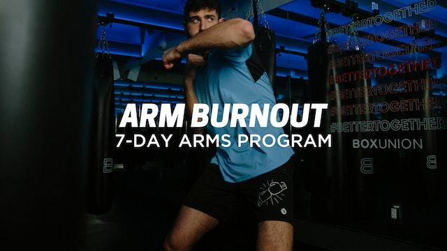 Arm Burnout