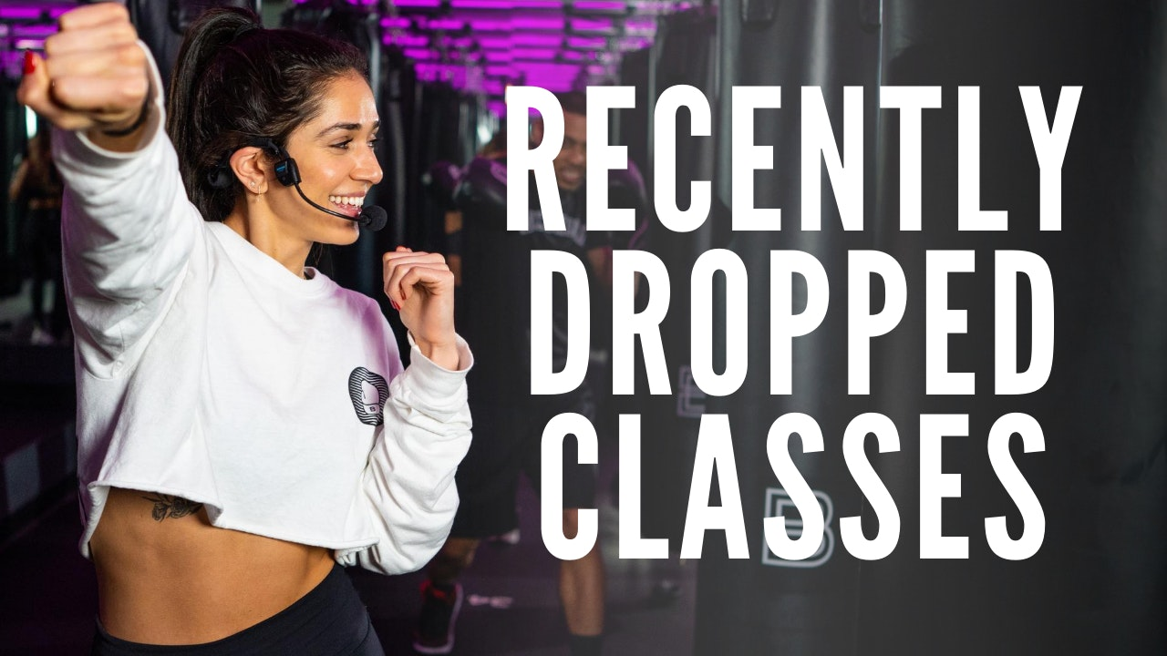 Recently Dropped Classes