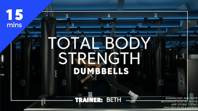 15min Total Body Strength