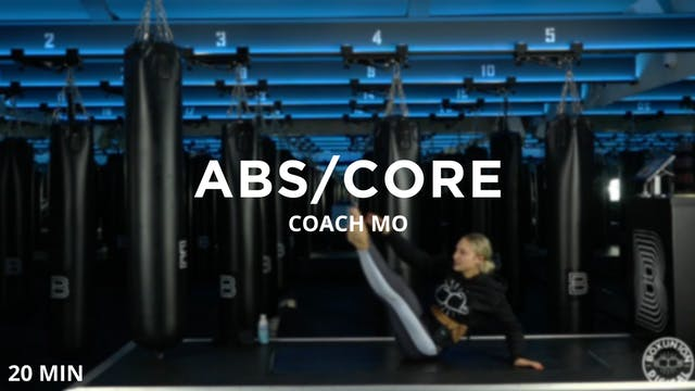 20min Abs/Core