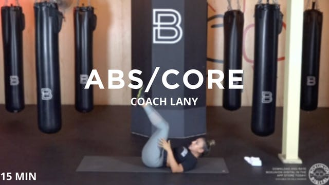 Abs/Core - 5/8/2020