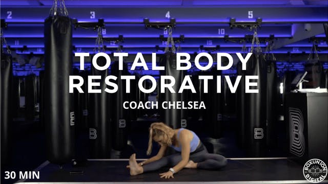 30min Total Body Restorative