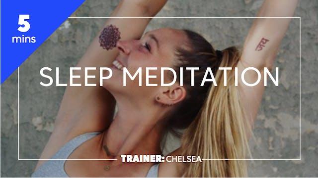 5min Sleep Meditation