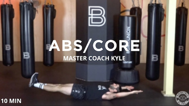 Abs/Core - 4/30/2020