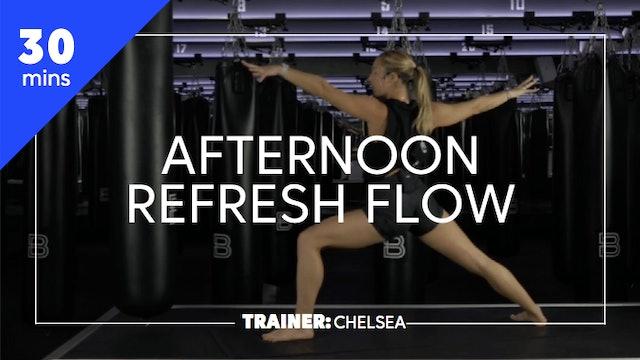 30min Afternoon Refresh Flow