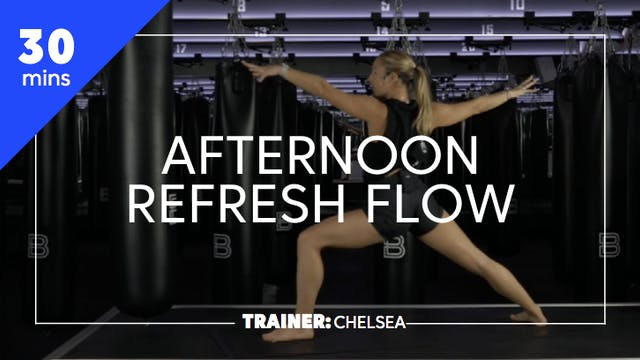 30min Afternoon Refresh Flow