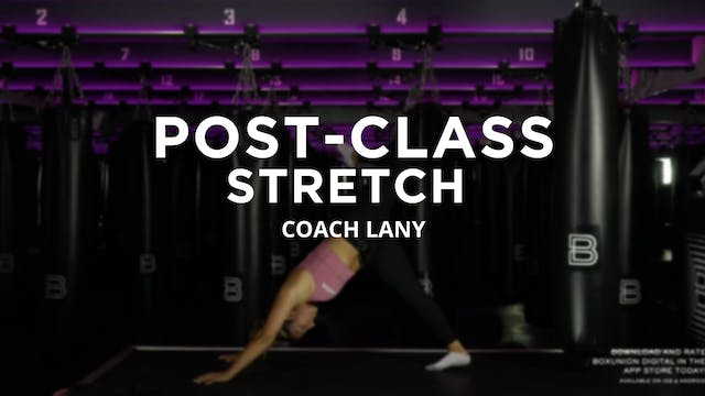 Post-Class Stretch: Total Body
