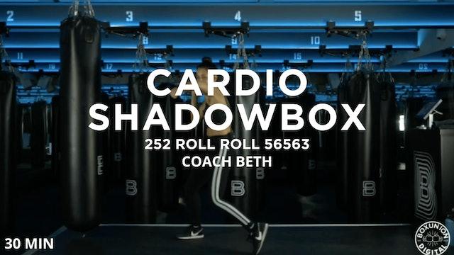 30min Cardio Shadowbox