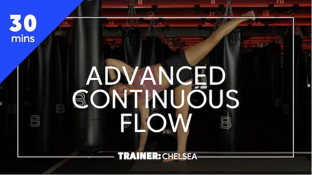 30min Advanced Continuous Flow