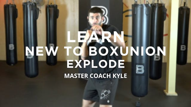 Learn - New To BoxUnion: Explode