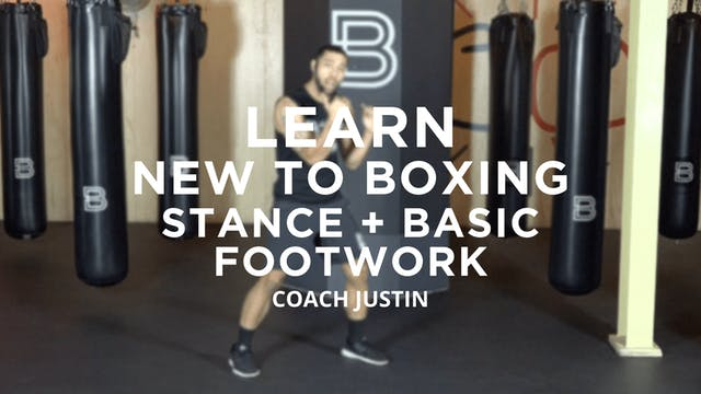 Learn - New To Boxing: Stance + Basic...
