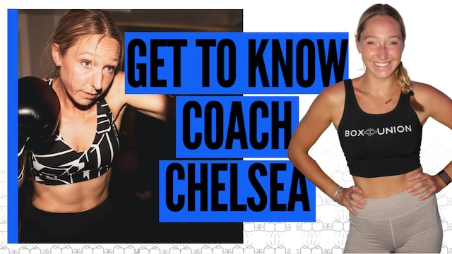 Get to Know Coach Chelsea