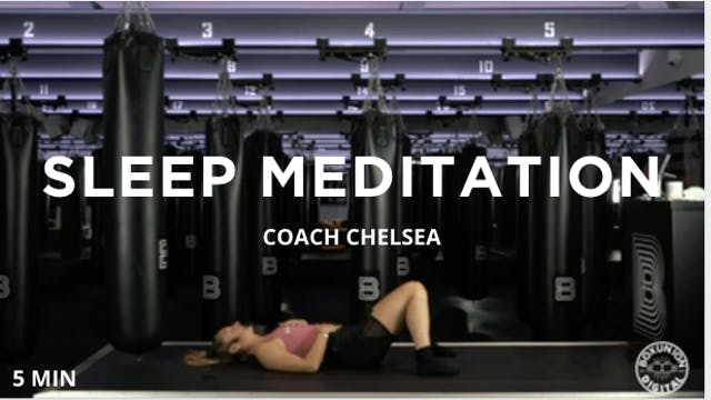 5min Sleep Meditation