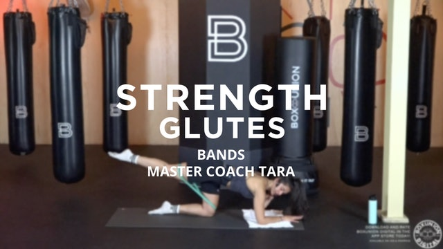 Strength - Glutes: Bands