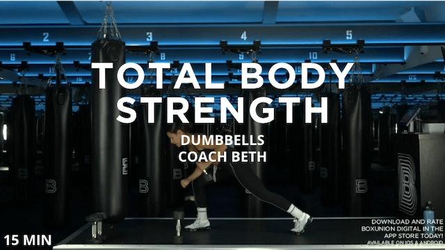 15min Total Body Strength