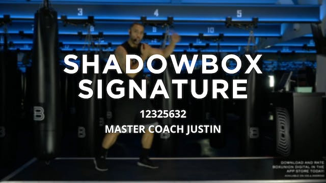 Shadowbox Signature - 7/1/2020
