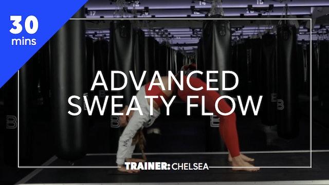 30min Advanced Sweaty Flow