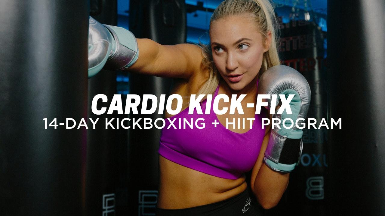 Cardio Kick-Fix