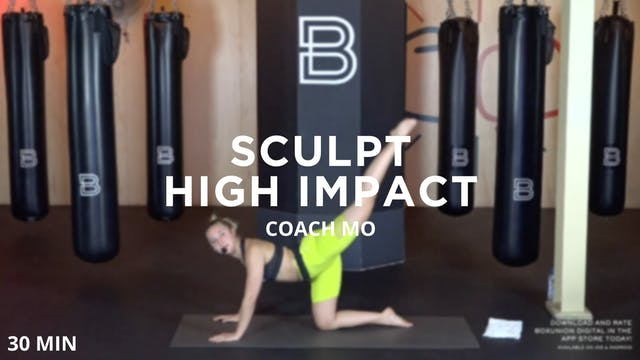 Sculpt - High Impact - 6/10/2020