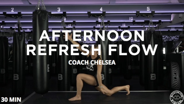 Afternoon Refresh Flow