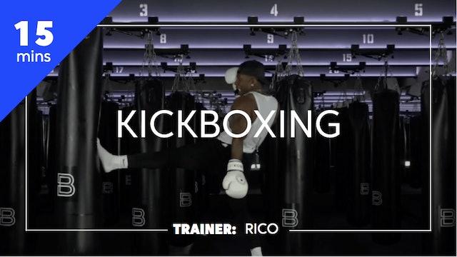 15min Kickboxing