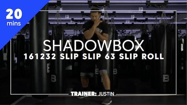 20min Shadowbox