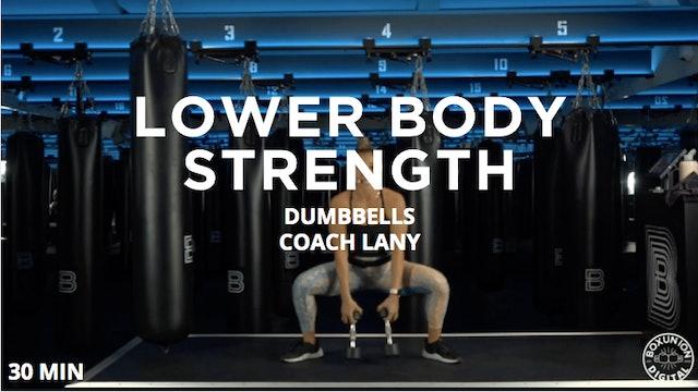 30min Lower Body Strength