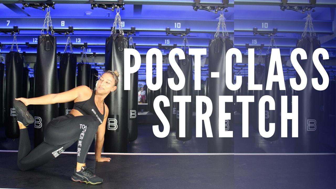 Post-Class Stretch