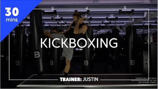 30min Kickboxing