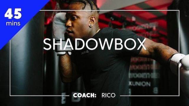 Shadowbox with Coach Rico
