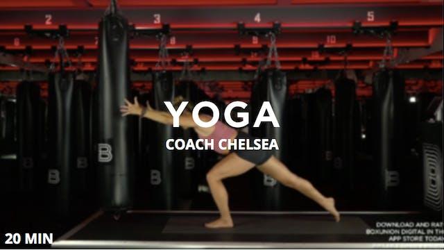 Yoga - 9/23/2020