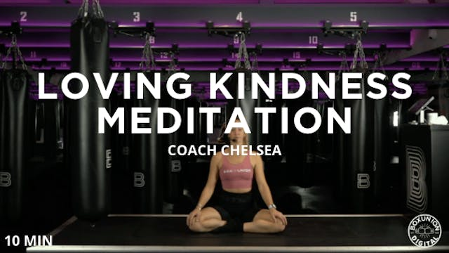 10min Loving Kindness Meditation