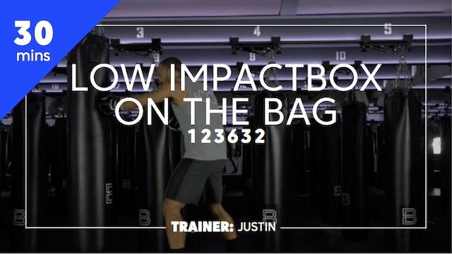 30min Low Impact Box on the Bag