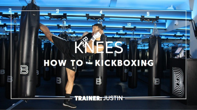How To - Kickboxing: Knees