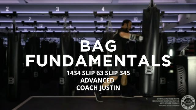 Bag Fundamentals - Advanced: 1434 SLI...