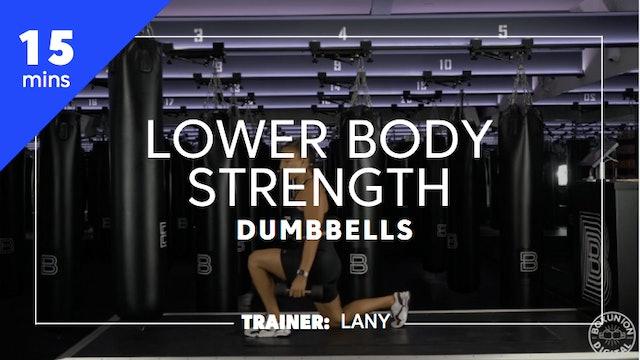 15min Lower Body Strength