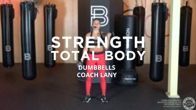 Strength - Total Body: Dumbbells